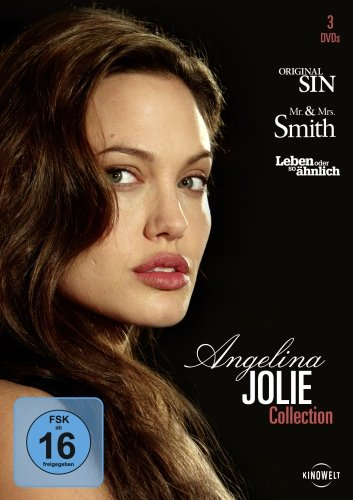 Angelina Jolie Collection [3 DVDs]