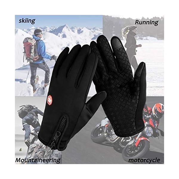 abbigliamento uomo guanti donna invernali touch screen caldi accessori uomo e donna supporto smartphone e tablet idee… 7 spesavip
