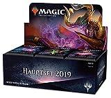 Magic The Gathering Hauptset 2019 Display mit 36 Boosterpacks