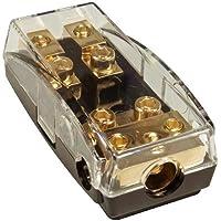 Collegamento Della Linea Di Base Blocco fusibili,Distributore mini ANL E: 1x35, 2x25 , A: 2x10,16qmm - Linea Distributore