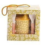 THUN Everyday Gift Set Pappa Sunflower, Ceramica, Variopinto, 10x10x10 cm