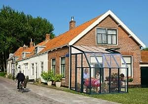 rion kunststoff anlehngew chshaus wintergarten sun lounge 33 197 x 194 x 245 dachfenster. Black Bedroom Furniture Sets. Home Design Ideas