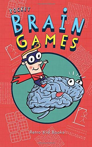 Pocket Brain Games: Children's Pencil & Paper Activity and Puzzle Book -