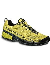 Amazon.es  Amarillo - Correr en montaña   Running  Zapatos y ... 3a6f04e6b2517