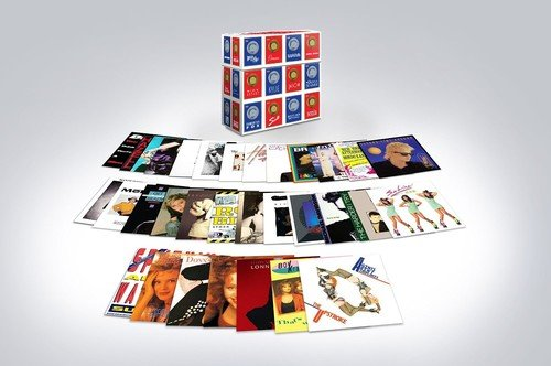 The Stock,Aitken & Waterman Singles Box Set