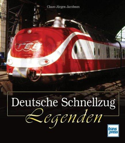 Preisvergleich Produktbild Deutsche Schnellzug Legenden