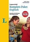 Langenscheidt Komplett-Paket Englisch - 3 Bücher mit 8 CDs: Der Sprachkurs für Einsteiger und...