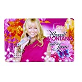 Disney DYPSHM2 Arkas Hannah Montana Lautsprecher für MP3/Apple iPod/Apple iPhone 3/3/4S/5 Mini Player/Handy/Notebook mehrfarbig