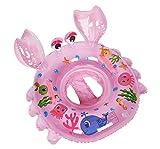 LianShi Pneu de natation de crabe gonflable 54cm anneau de...