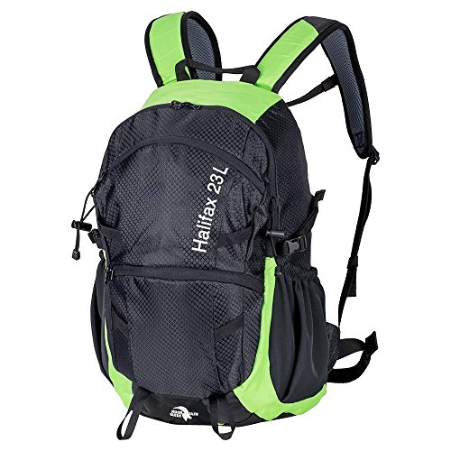 mountain-guide-rucksack-halifax-23l-schwarz-grn-gepolsterter-rckenbereich-inkl-regenhlle-tagesrucksa