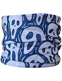 Multifunctional Headwear Scream, Blue