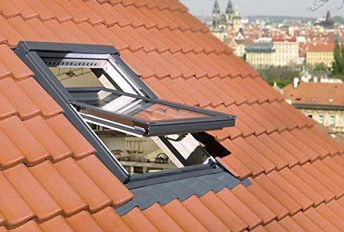 fakro-ftp-v-u5-78-x-98-esv-lampeggiante-per-rivestimenti-per-tetti-piani