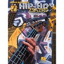 Bass Builder'S Hip-Hop Bass Btab Book/Cd