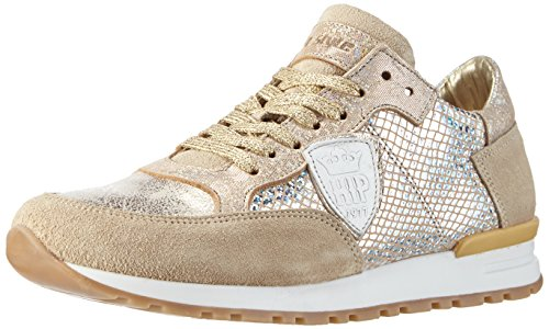 HIP H1819/162/0000/0000, Baskets Basses fille Or - Gold (96CO)