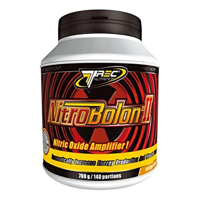 Trec Nutrition Nitrobolon II Powder -- Nitric Oxide Booster for MAX PUMP / BLOW UP YOU MUSCLES from Mammoth XT Supplements