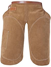 Horze - Delantal de herrador (tamaño pantalón corto, para establos y huertos)
