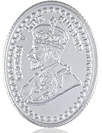 Exxotic Jewelz George V King Silver coin 20 Gram in 999 Purity/Fineness Coin for Gift