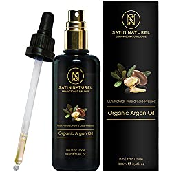 SATIN NATUREL Aceite de Argán ecológico 100ml
