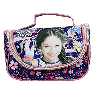 Disney Soy Luna Superlike Make Up Bag Bolsos Neceser Vanity Estuche