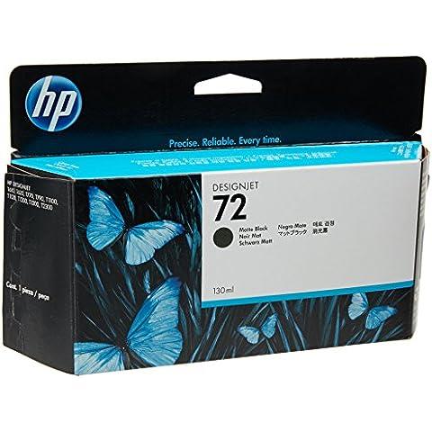 HP C9403A - Cartucho de tinta, negro mate