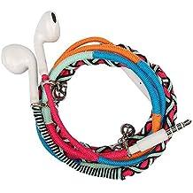 Auricolari regalo Cuffie URIZONS Cuffiette In-Ear Stereo con microfono  remoto Adatto per portatili e 686ebe4ac1cf