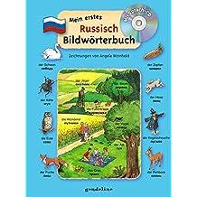 Mein erstes Russisch Bildwörterbuch + CD
