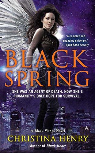 Black Spring (A Black Wings Novel, Band 7) -