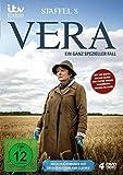 Vera - Ein ganz spezieller Fall / Staffel 8 [4 DVDs]