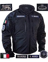 Amazon.it  marina militare - Nero   Uomo  Abbigliamento 27d228271a0