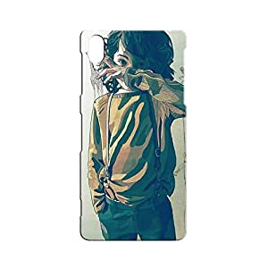 BLUEDIO Designer 3D Printed Back case cover for Sony Xperia Z5 - G1578