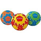 Schildkröt Fun Sports Neoprene Beach Soccer Ball - Multicoloured, Size 5