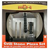 Mr. Bar-B-Q 06131X Grill Stone Pizza Set - Best Reviews Guide