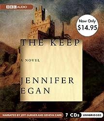 The Keep: Unabridged Value-Priced Edition by Jennifer Egan (June 29,2010)