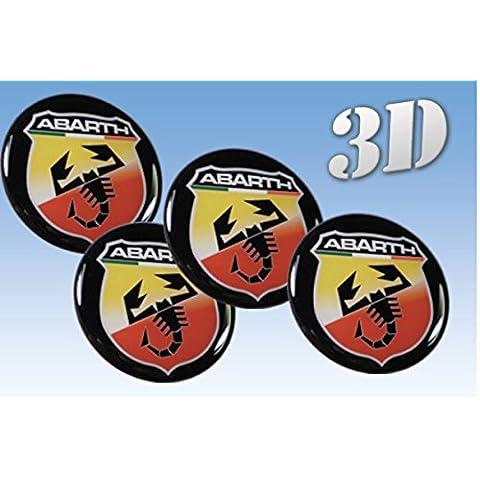 Adhesivos Wheel Emblem modelo todas Centro Formato de protección placa con la llanta 53mm.