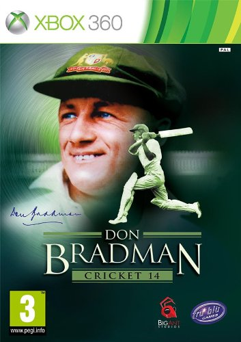 [UK-Import]Don Bradman Cricket 14 XBOX 360 Game