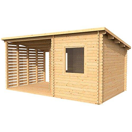 Waltons-5m-x-3m-Midgard-Corner-Wooden-Stylish-Log-Cabin-with-Veranda-5-x-3-Corner-Cabin-44mm-Double-Glazed