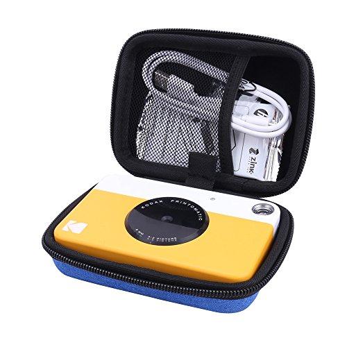 """Caja Bolsa Fundas para Kodak Printomatic - Cámara de Impresión Instantánea para Papel ZINK 2x3"""" con Respaldo Adhesivo de Aenllosi"""
