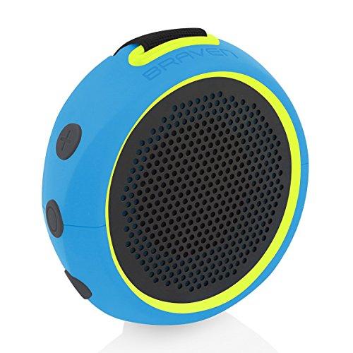 Braven 105 - Altavozportátilcon Bluetooth, color azul