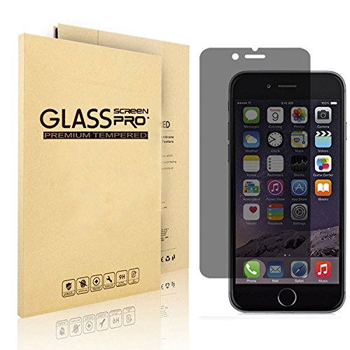 NEXTANY® - Protector de pantalla de cristal templado para Apple iPhone 6 de 4,7 pulgadas Terminador de arañazos Los arañazos en la pantalla del teléfono (que es incluso con un protector de pantalla)? ¿El protector de pantalla de PET se encuentra en l...