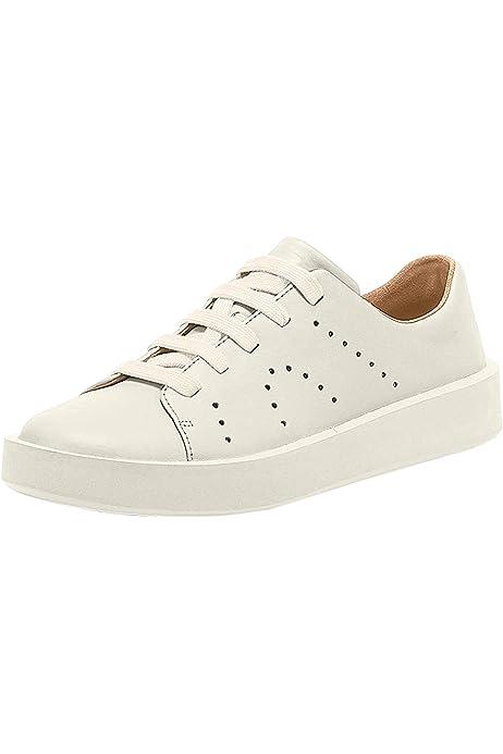 CAMPER Womens Courb Sneaker, Grau, 36 EU: : Schuhe