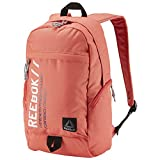 Reebok Jungen Motion U Active Backpack Rucksack, Orange (Fircor), 45 x 24 x 15 cm