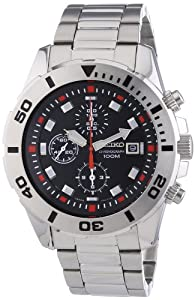 Seiko Reloj SNDD95P1 Plata de Relojitos Euromediterránea