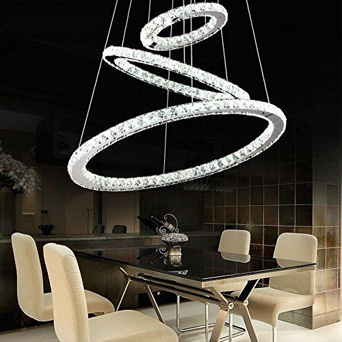 Ceiling-Fixture-Chandelier-Lamp-LED-3-Crystal-Rings-Pendant-Light-Home-Decor-for-Living-Room-Bedroom-Restaurant-Bar-Study
