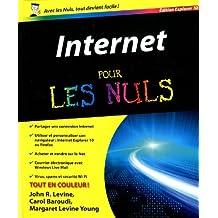 Internet, ed Explorer 10 Pour les Nuls