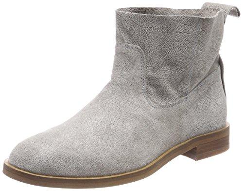 Hudson London Damen Odina Chelsea Boots Grau (grigio)