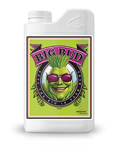 Advanced Nährstoffe Big Bud Flüssigdünger Bloom Booster Blume Enhancer 1L
