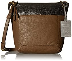 Fossil Keely Womens Handbag (Brown)