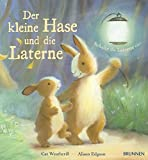 Der kleine Hase und die Laterne: Schalte die Laterne ein!