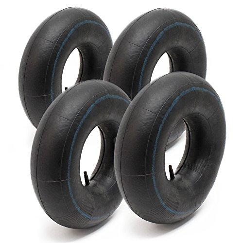 4x Luftschlauch Schubkarre 3.50-8 TR13 Ventil Reifenschlauch Schlauch Reifen