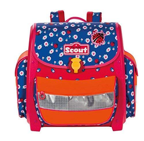 Scout Unisex -Kinder Schulranzen Buddy, julie -mehrfarbig, 49200068300